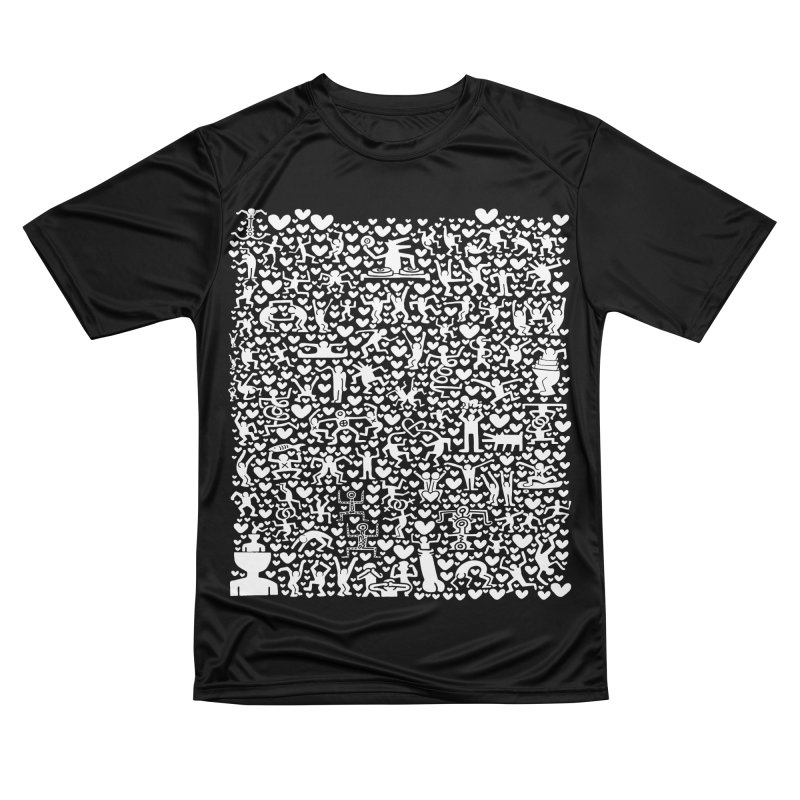 After Party Men's Performance T-Shirt by bulo