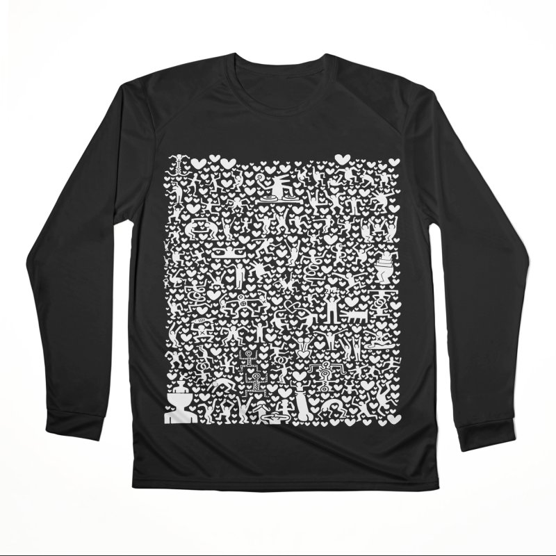 After Party Women's Performance Unisex Longsleeve T-Shirt by bulo
