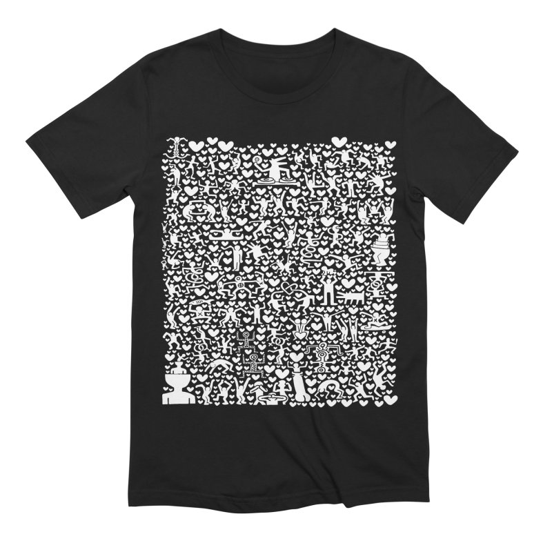 After Party Men's Extra Soft T-Shirt by bulo