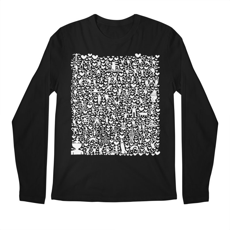 After Party Men's Regular Longsleeve T-Shirt by bulo