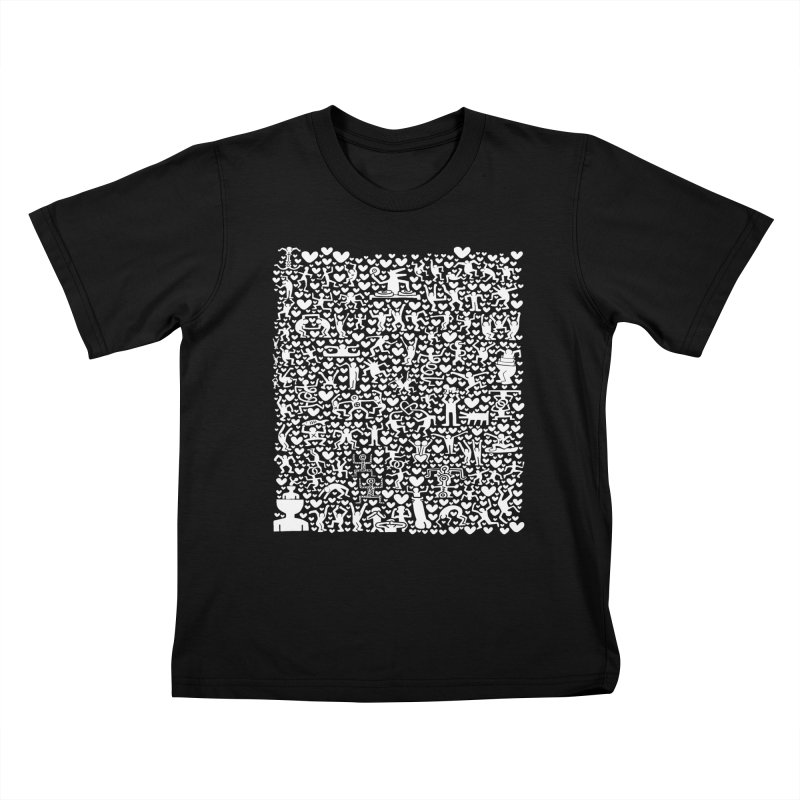 After Party Kids T-Shirt by bulo