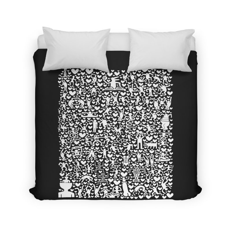 After Party Home Duvet by bulo