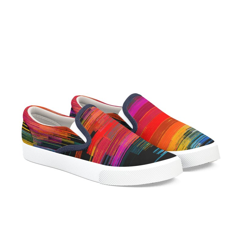 Sunset Fusion Men's Shoes by bulo