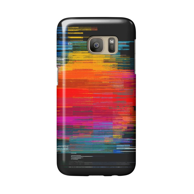 Sunset Fusion Accessories Phone Case by bulo