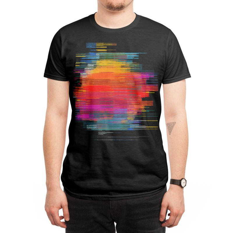 Sunset Fusion Men's T-Shirt by bulo