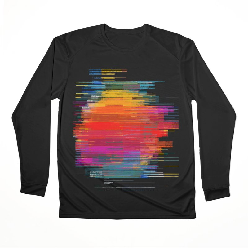 Sunset Fusion Men's Performance Longsleeve T-Shirt by bulo
