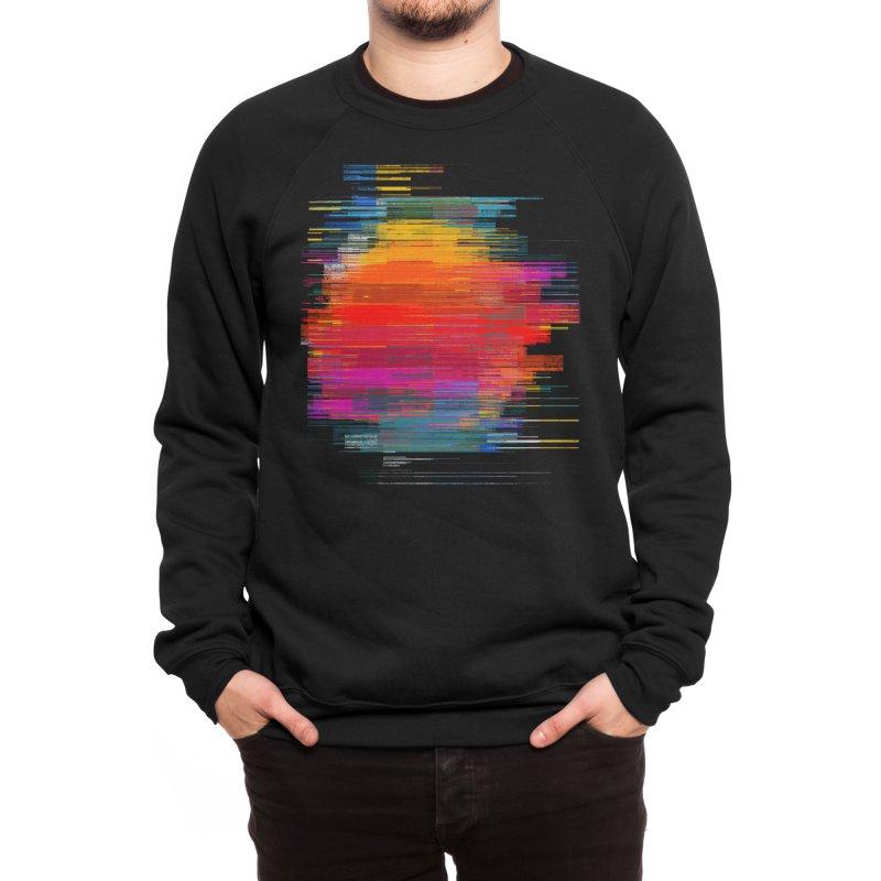 Sunset Fusion Men's Sweatshirt by bulo