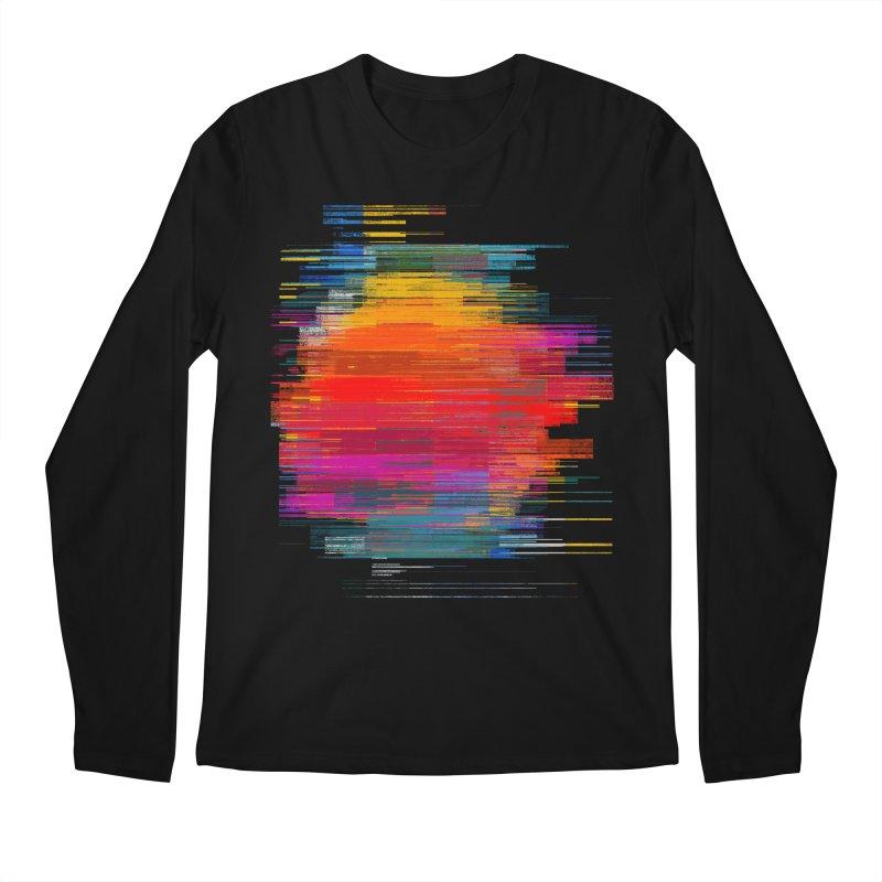 Sunset Fusion Men's Regular Longsleeve T-Shirt by bulo