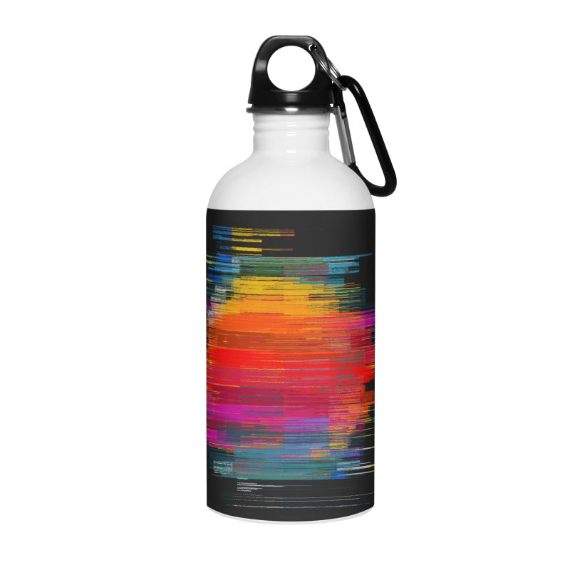 Sunset Fusion Accessories Water Bottle by bulo
