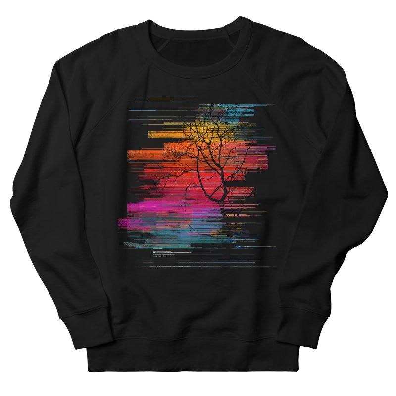 Sunset Fusion (lone tree version) Women's Sweatshirt by bulo