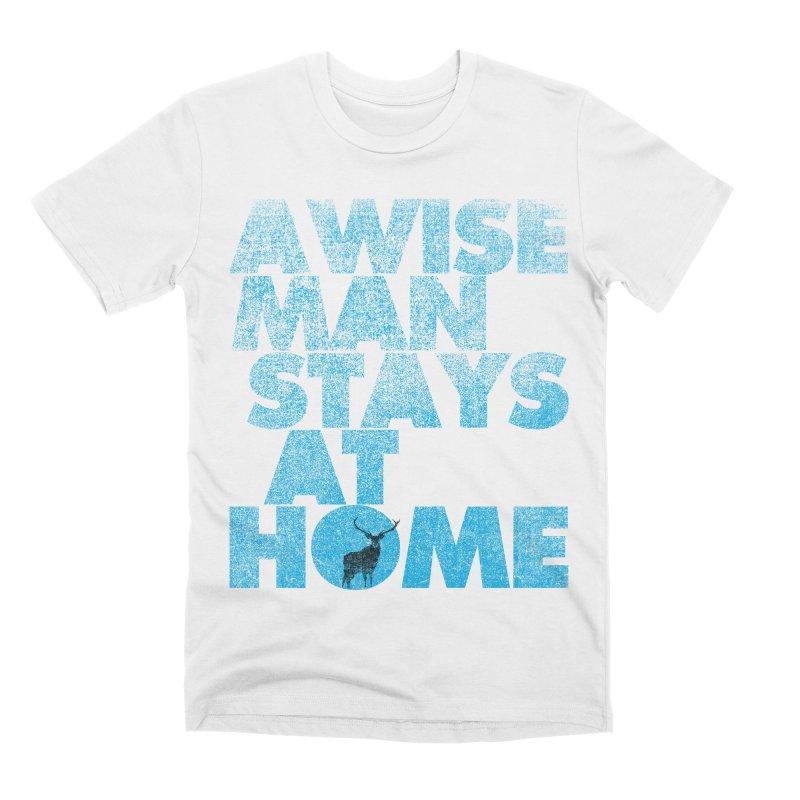 Waldo Men's Premium T-Shirt by bulo