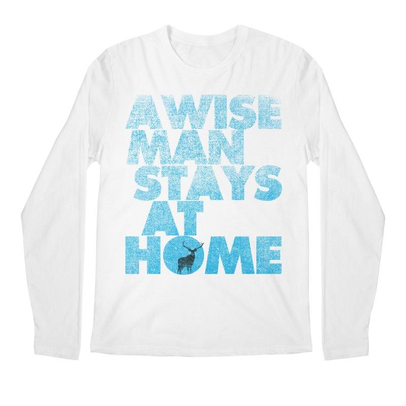 Waldo Men's Regular Longsleeve T-Shirt by bulo