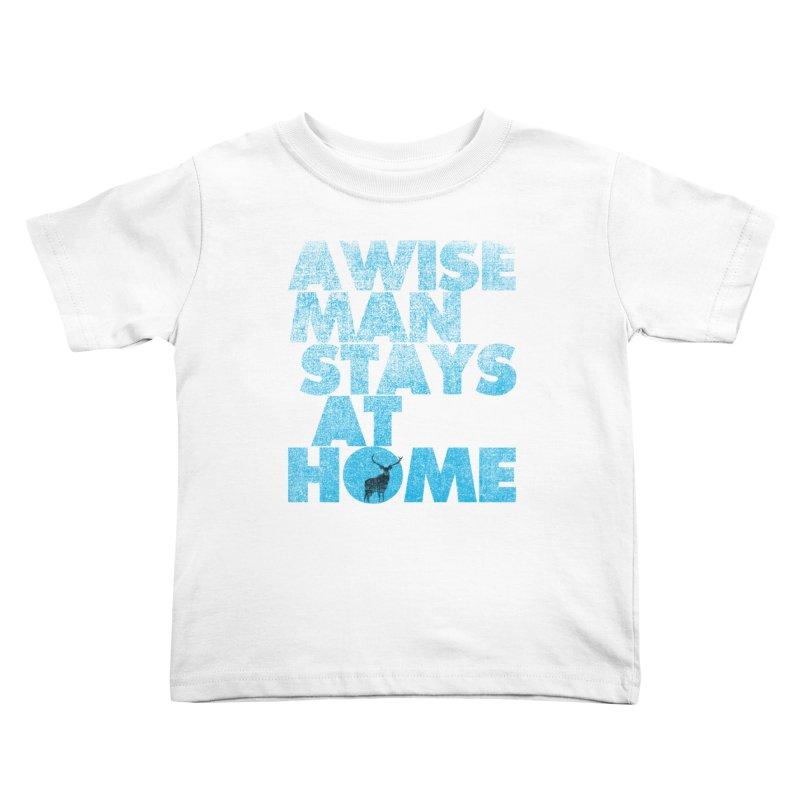Waldo Kids Toddler T-Shirt by bulo
