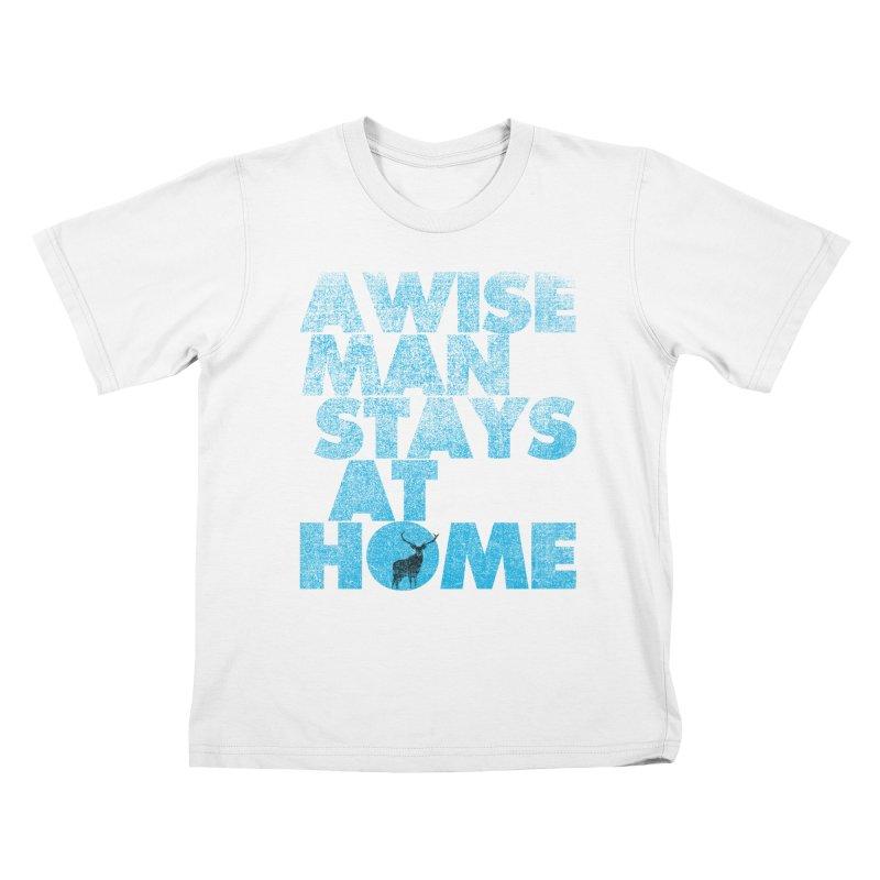Waldo Kids T-Shirt by bulo