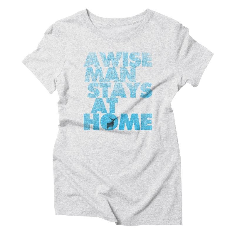 Waldo Women's Triblend T-Shirt by bulo