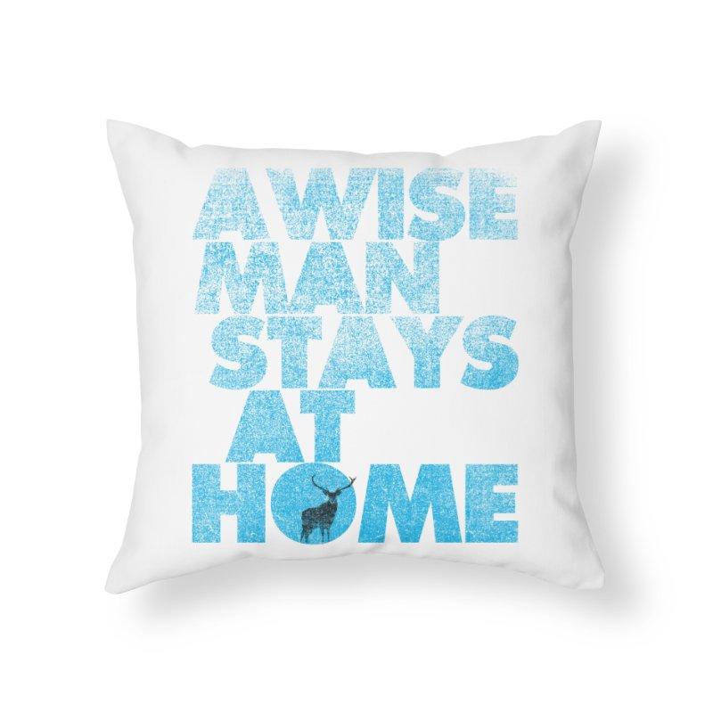 Waldo Home Throw Pillow by bulo