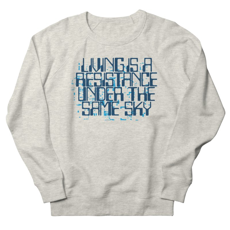Don't forget! Women's French Terry Sweatshirt by bulo