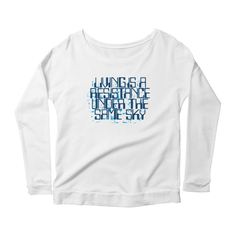 Don't forget! Women's Scoop Neck Longsleeve T-Shirt by bulo