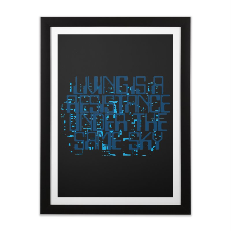 Don't forget! Home Framed Fine Art Print by bulo