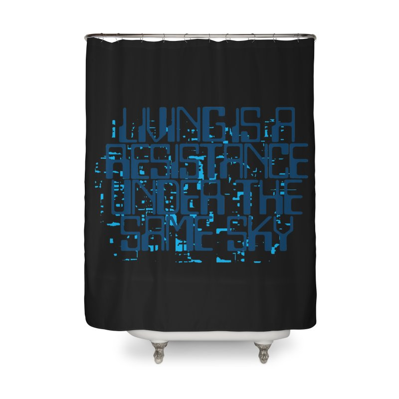 Don't forget! Home Shower Curtain by bulo