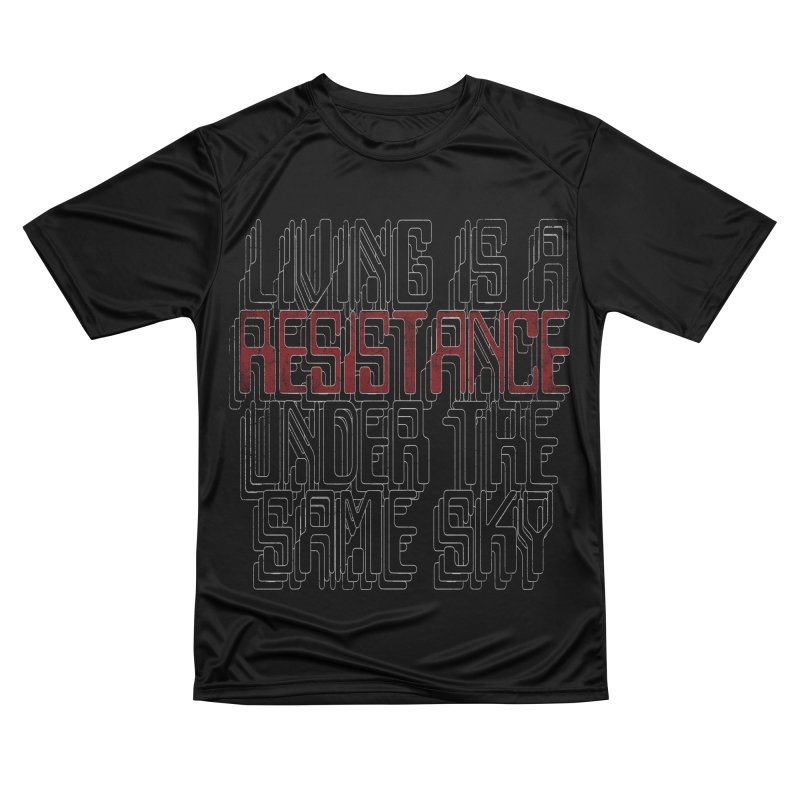 Don't forget! Men's Performance T-Shirt by bulo