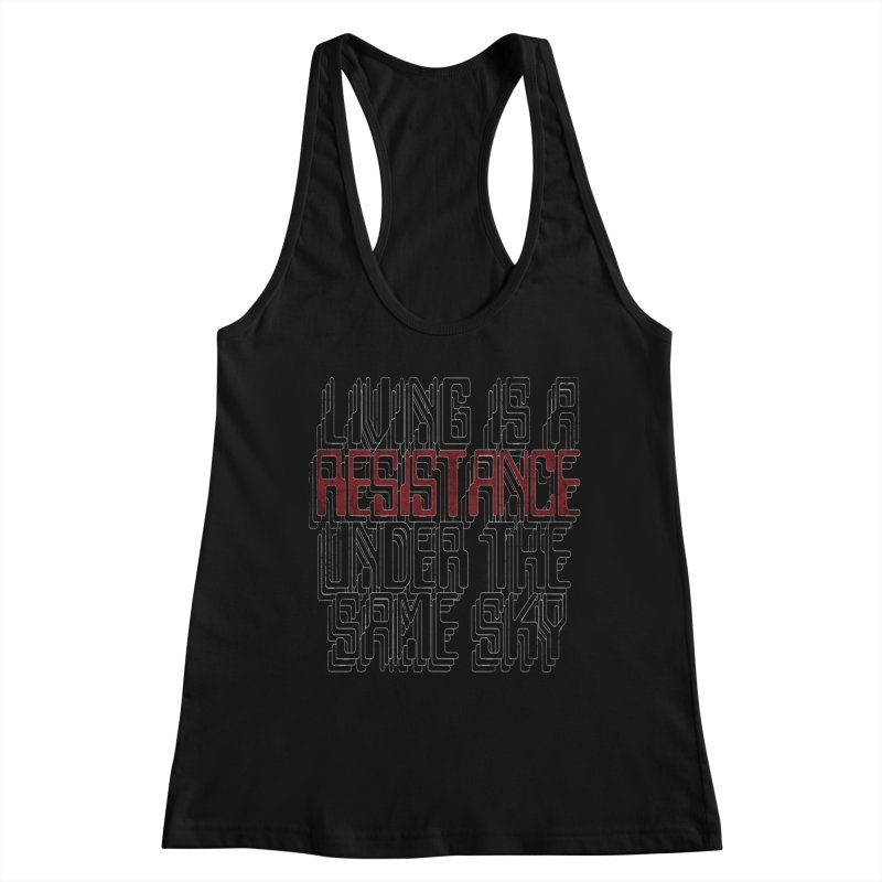 Don't forget! Women's Racerback Tank by bulo