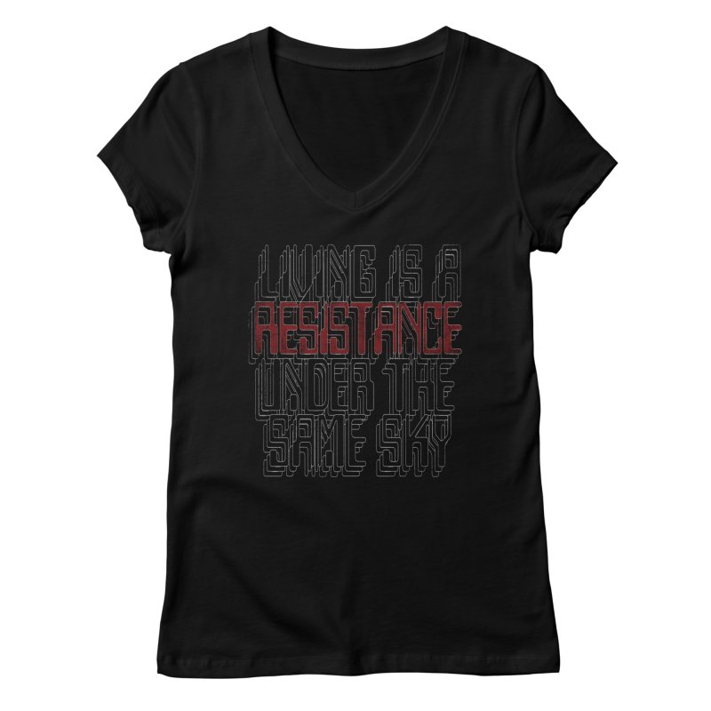 Don't forget! Women's Regular V-Neck by bulo