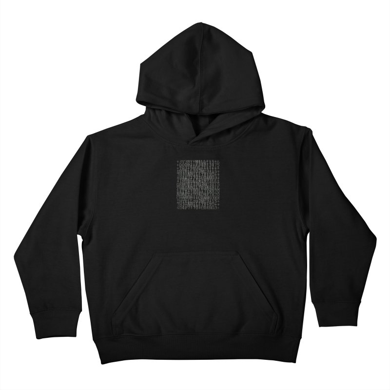 Adaptation Kids Pullover Hoody by bulo