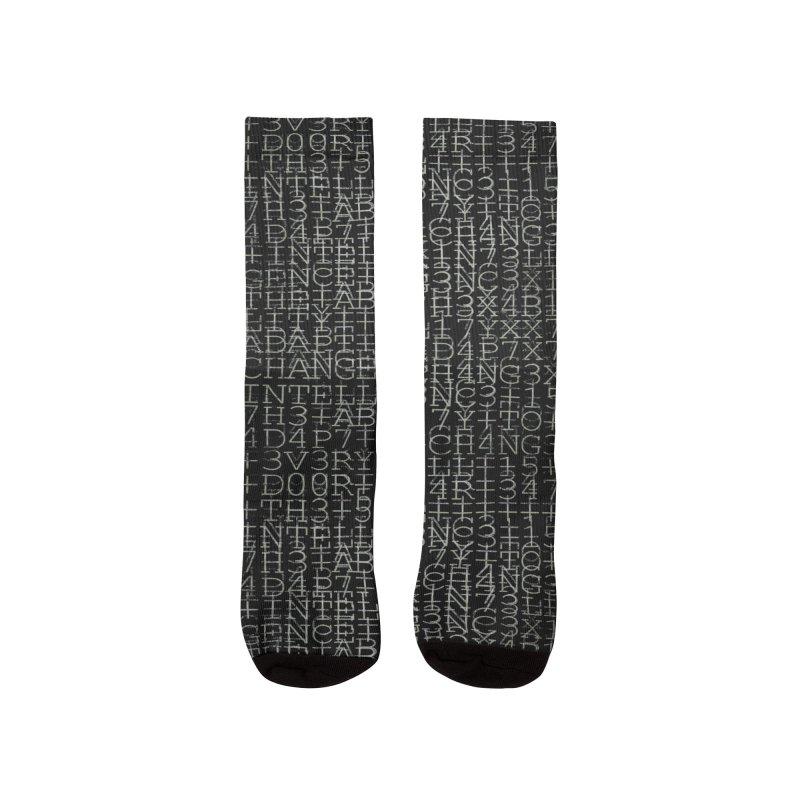 Adaptation Women's Socks by bulo
