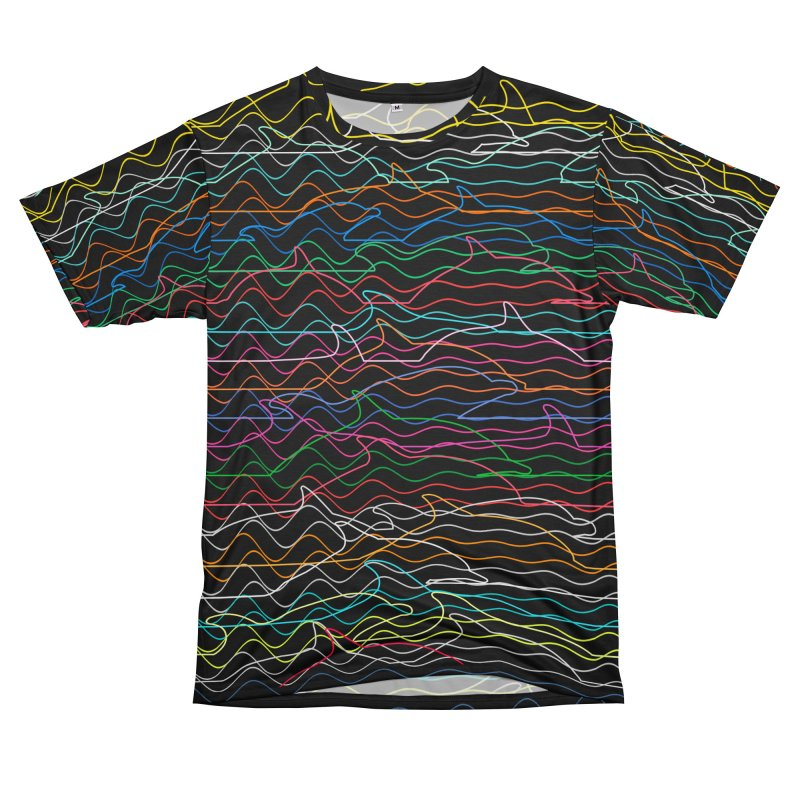 Dolphins Men's Cut & Sew by bulo