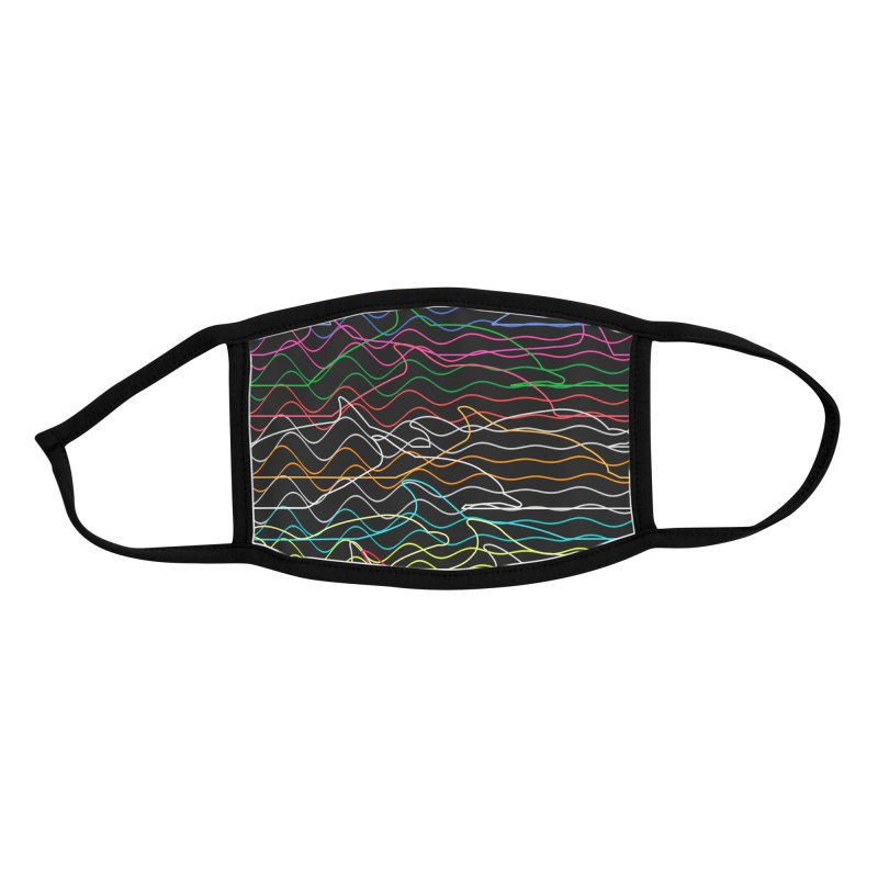 Dolphins Accessories Face Mask by bulo