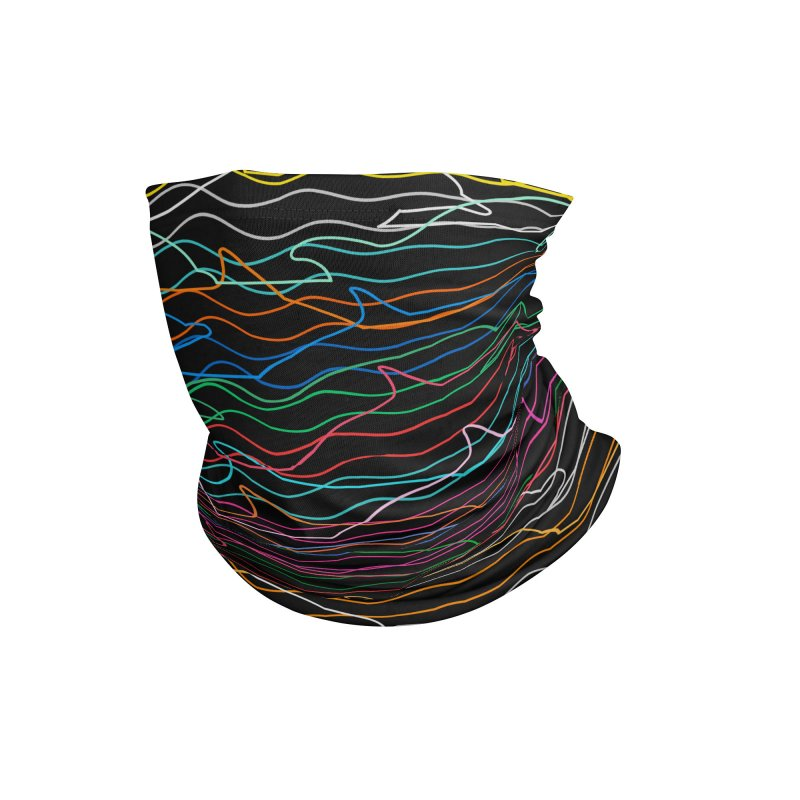 Dolphins Accessories Neck Gaiter by bulo