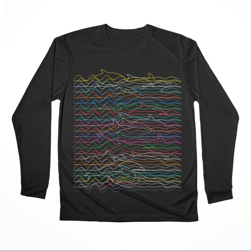 Dolphins Men's Longsleeve T-Shirt by bulo