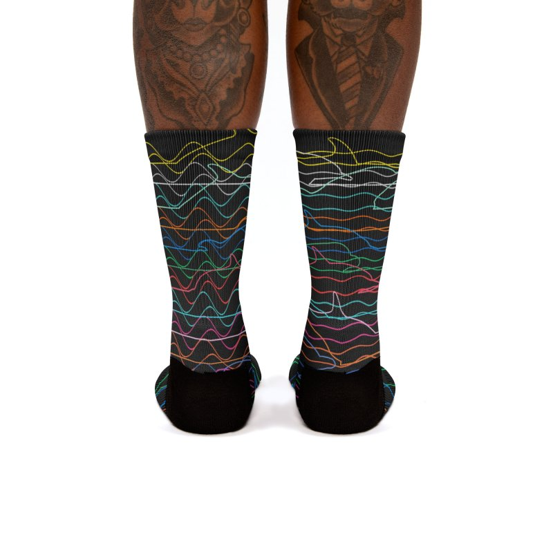Dolphins Women's Socks by bulo