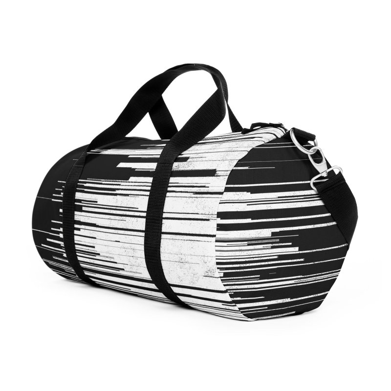 White Noise Accessories Bag by bulo