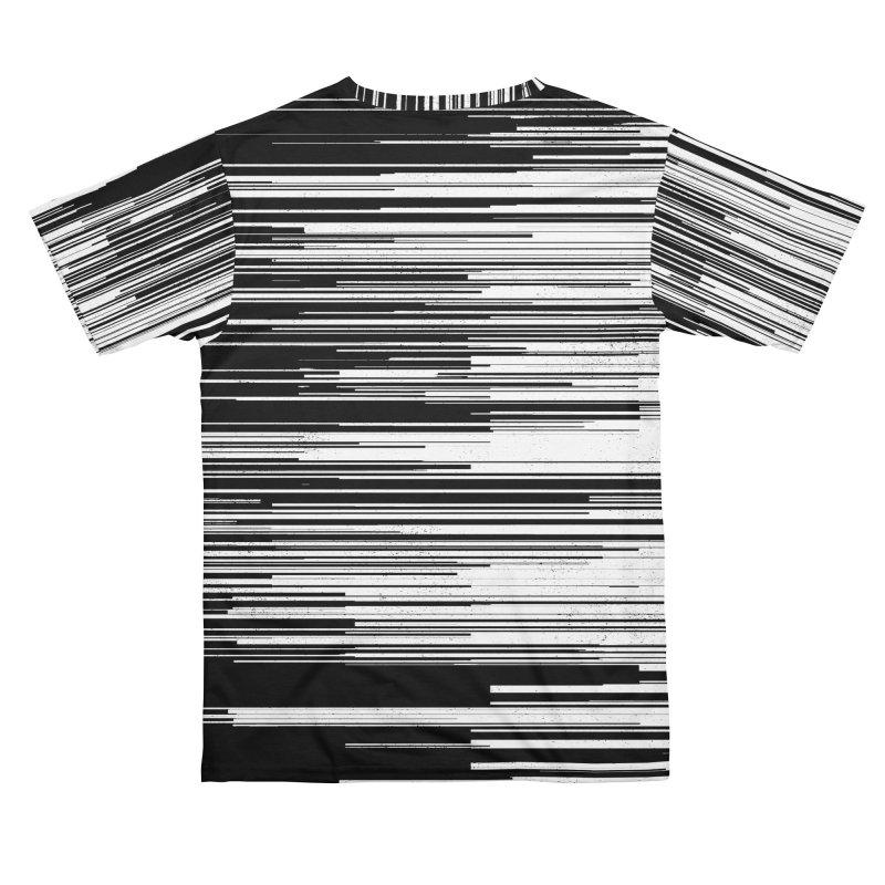White Noise Men's Cut & Sew by bulo