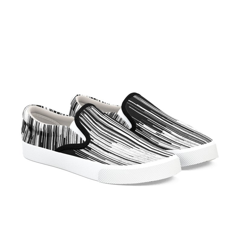 White Noise Women's Shoes by bulo