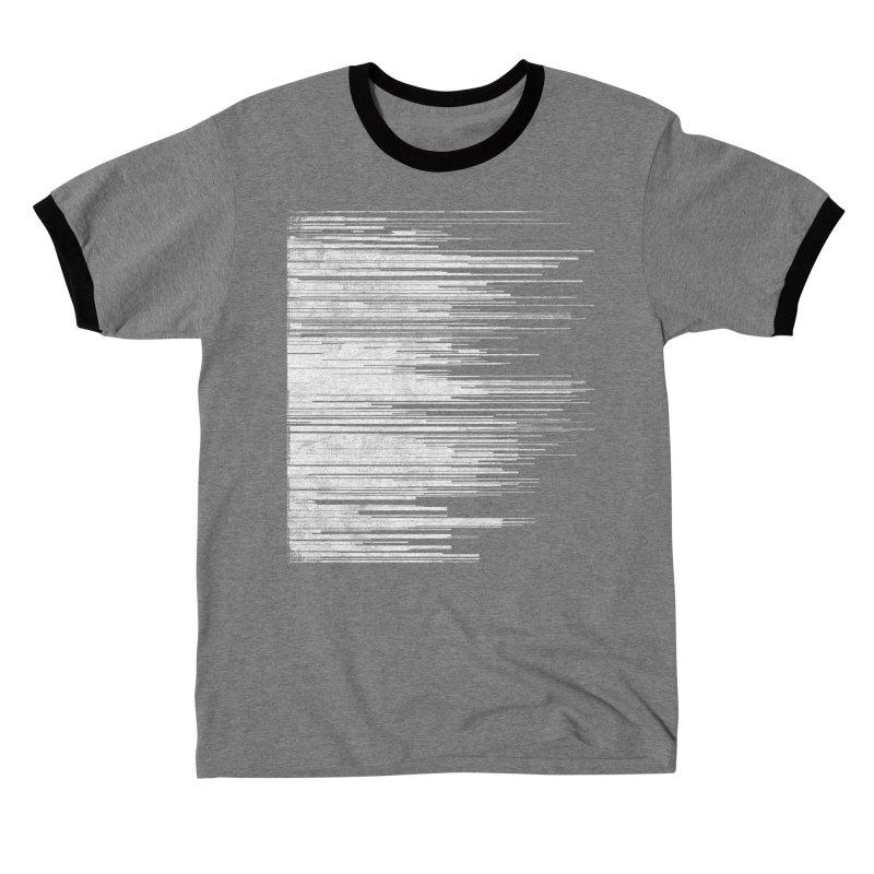 White Noise Men's T-Shirt by bulo