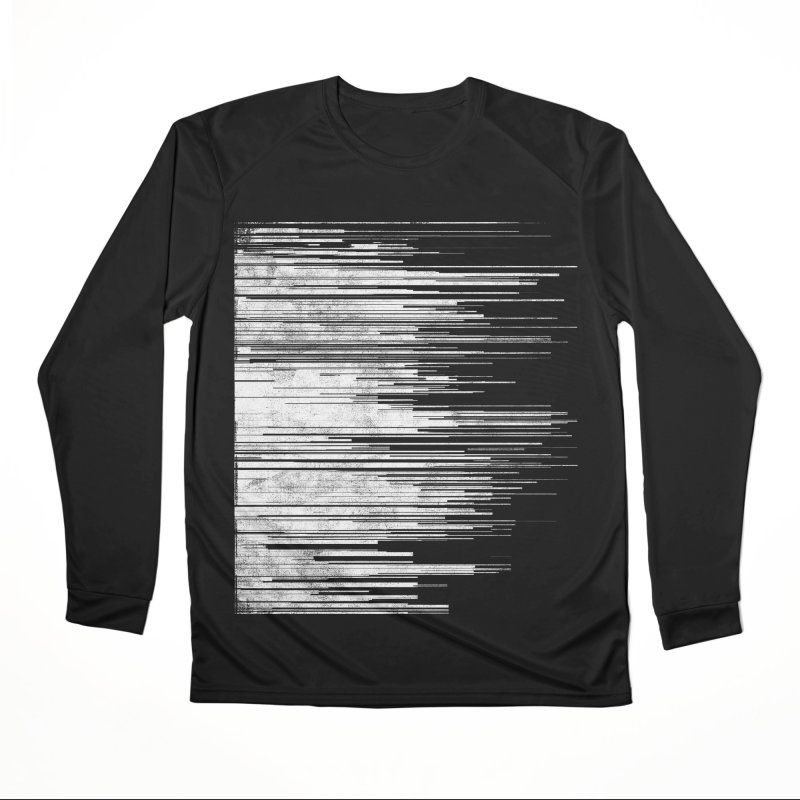 White Noise Women's Longsleeve T-Shirt by bulo
