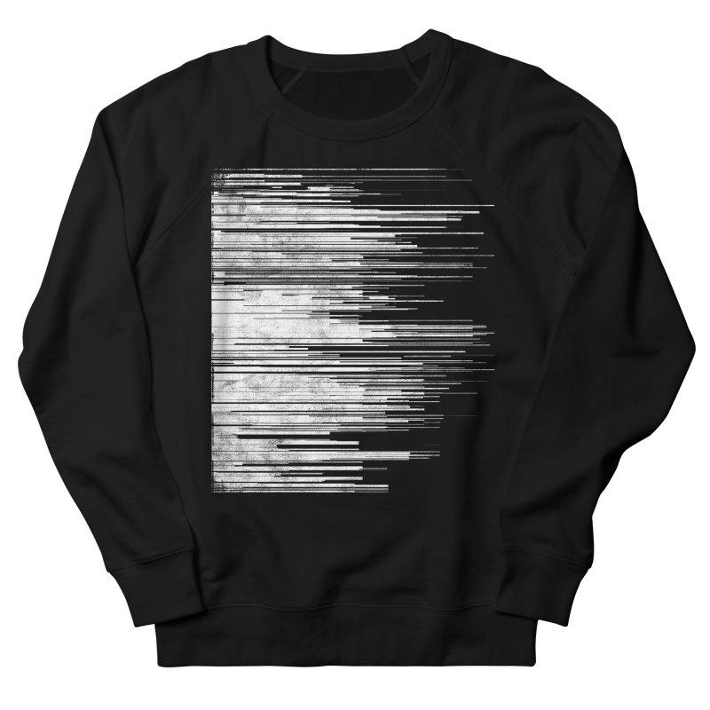 White Noise Men's Sweatshirt by bulo