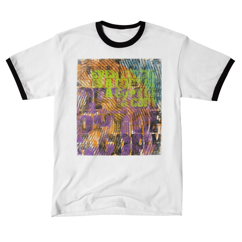 Insomnia Men's T-Shirt by bulo