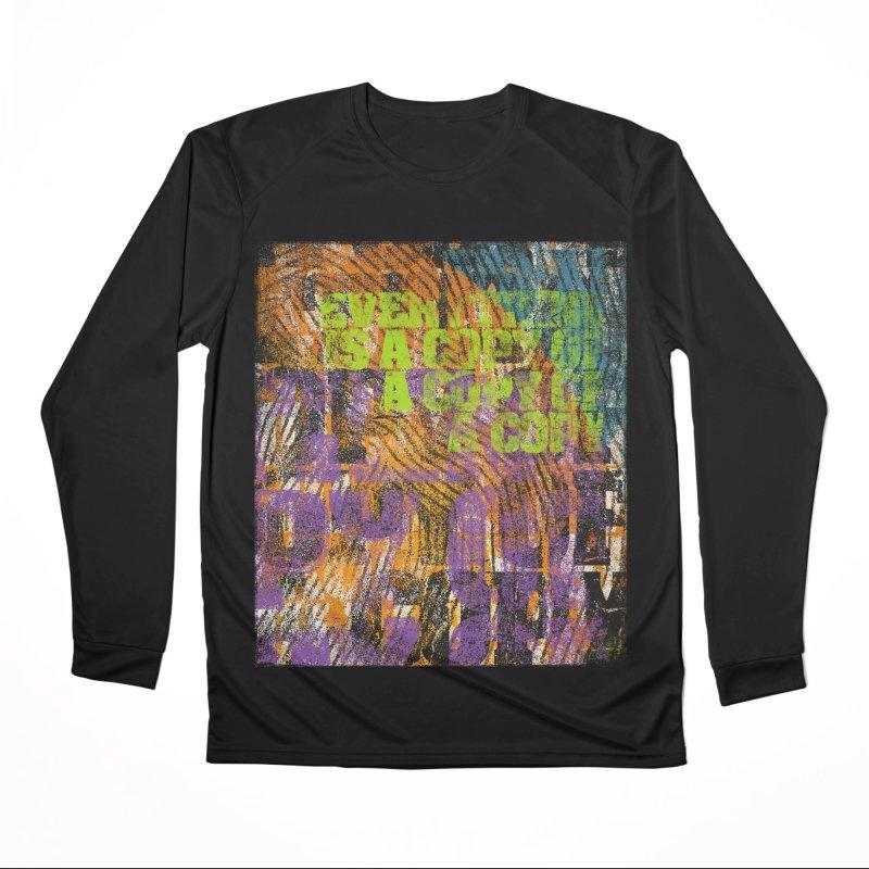Insomnia Men's Longsleeve T-Shirt by bulo