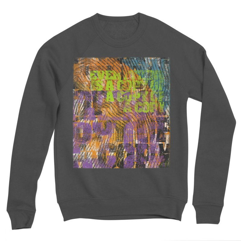 Insomnia Men's Sweatshirt by bulo