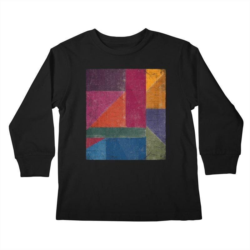 Balance Kids Longsleeve T-Shirt by bulo