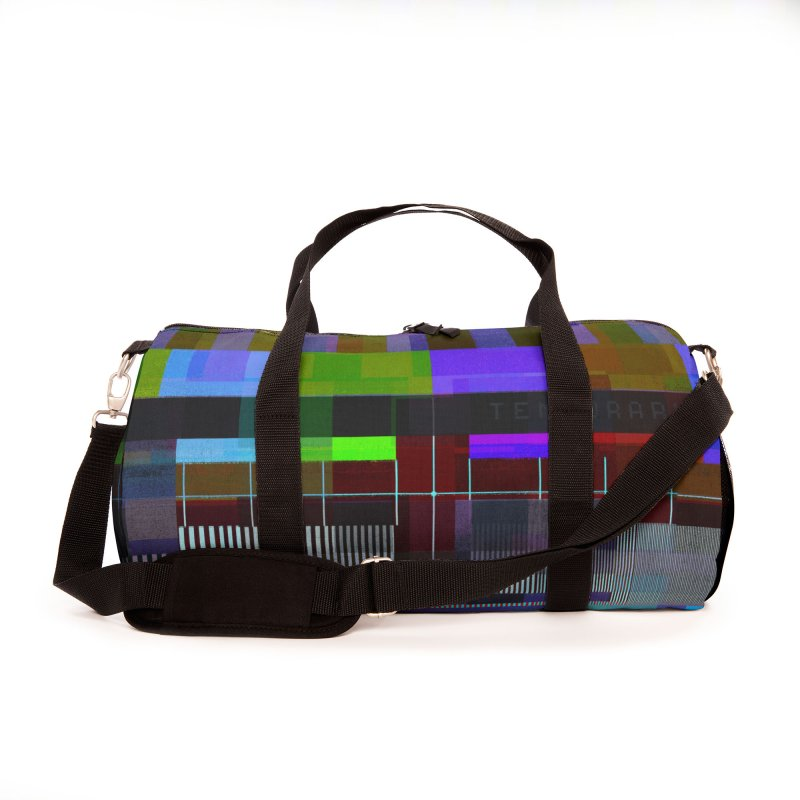 Test Card Accessories Bag by bulo