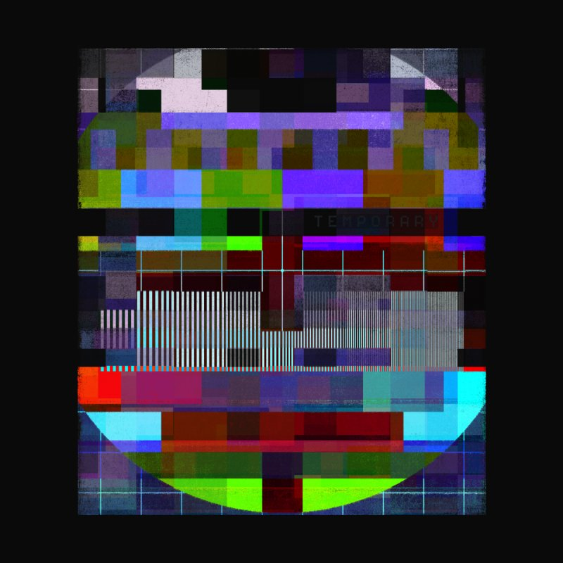 Test Card Men's Pullover Hoody by bulo