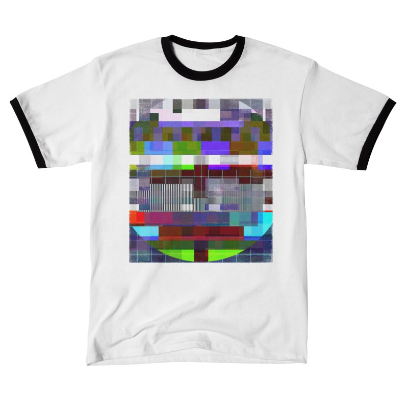 Test Card Men's T-Shirt by bulo