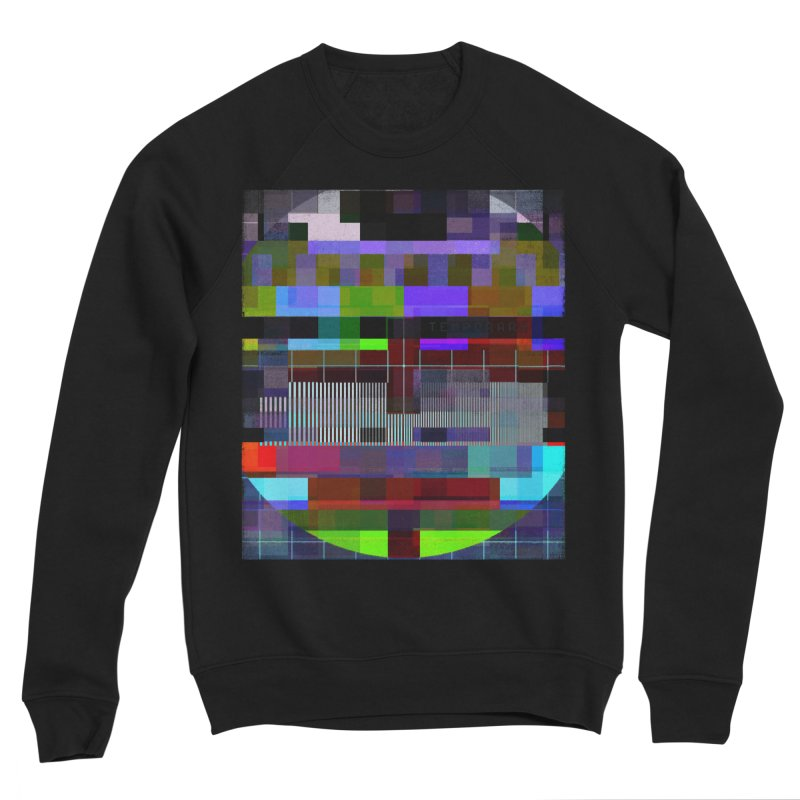 Test Card Women's Sweatshirt by bulo