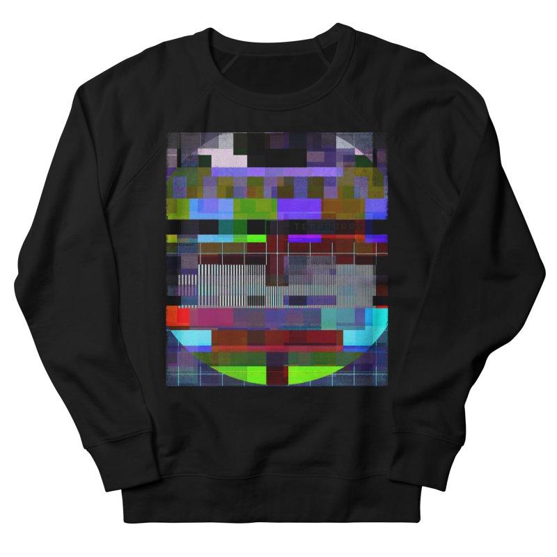 Test Card Men's Sweatshirt by bulo