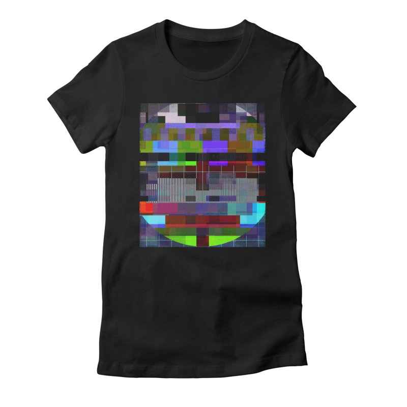 Test Card Women's T-Shirt by bulo